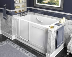 Walk-in Bathtubs and Handicap Bathtubs For Seniors
