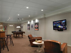 top basement remodeling contractors Columbus